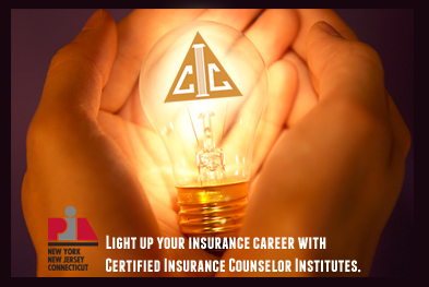 LIGHT UP YOUR INSURNACE CAREER WITH cic.