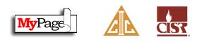 CIC CISR MyPage Logon