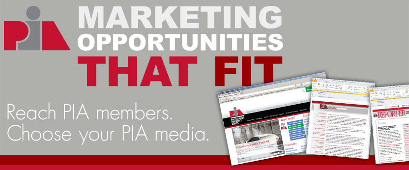 PIA ad sales | Marketing opportunities that fit