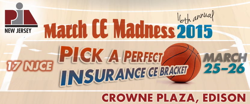 March CE Madness