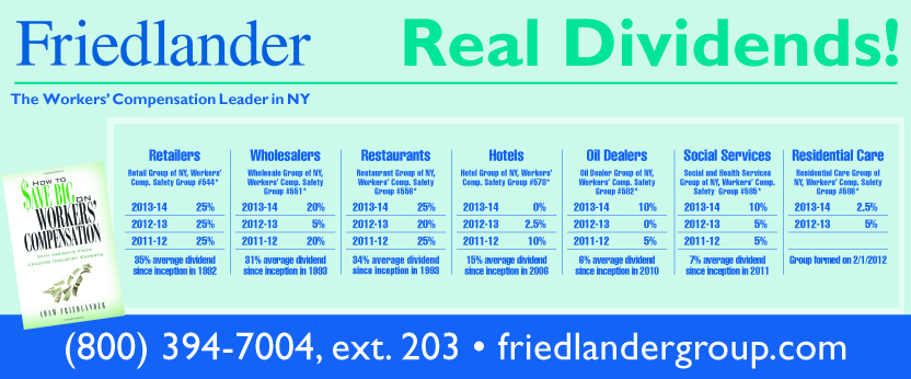 Real dividends!