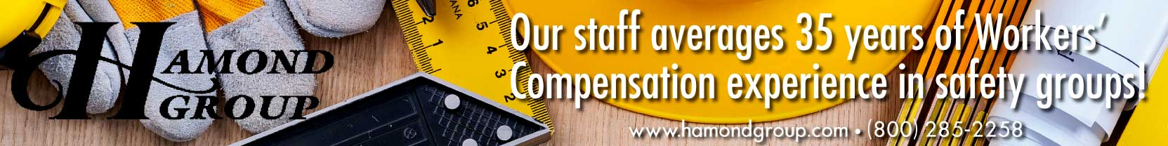 Average 35 years of Workers Compensation experience!