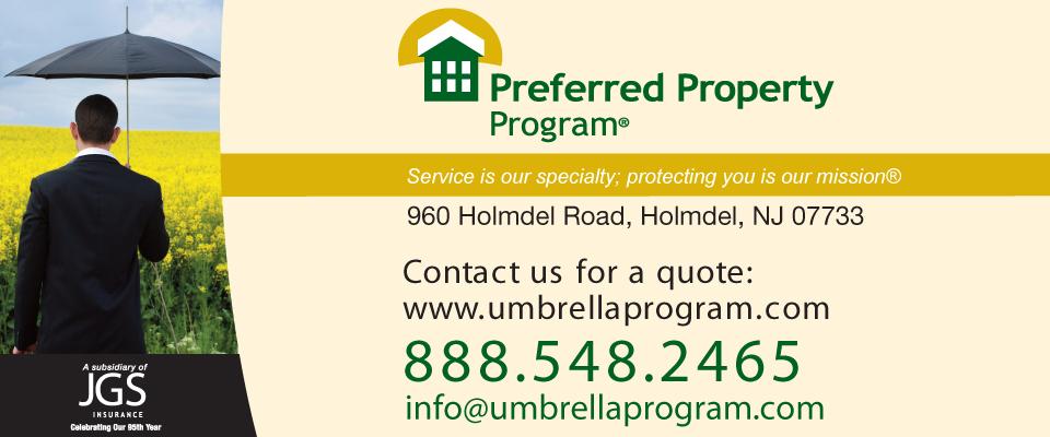 Preferred Property Program-Mobile