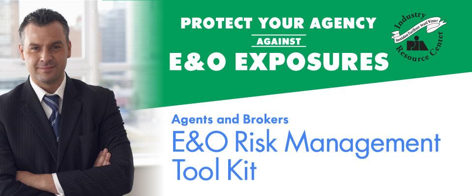 E&O Risk Management Tool Kit
