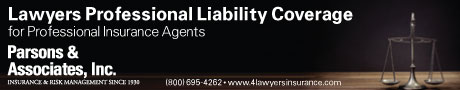 Parsons and Associates Inc. - Lawyers professional liability coverage (Web)