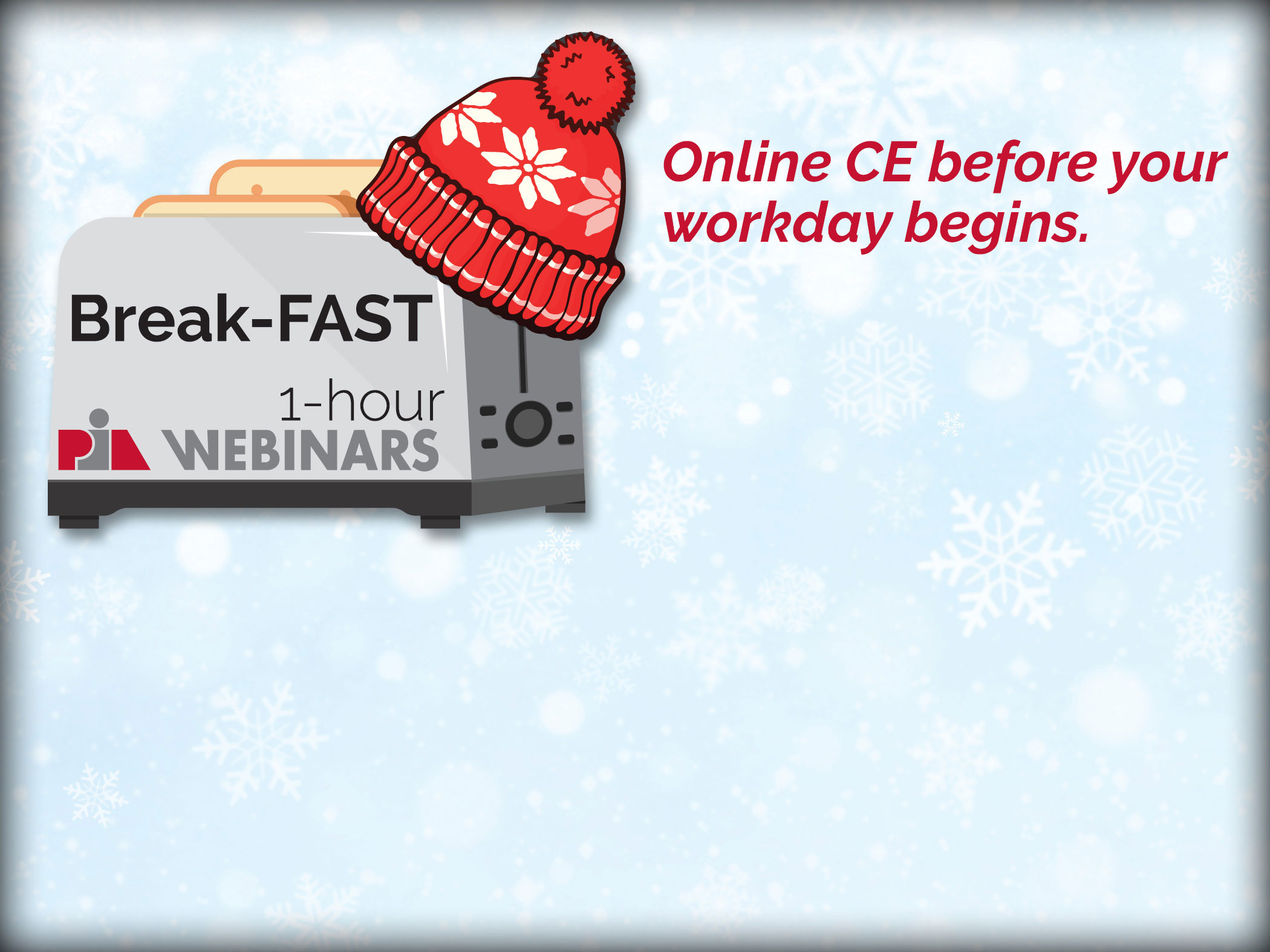 Break-FAST Webinar Series