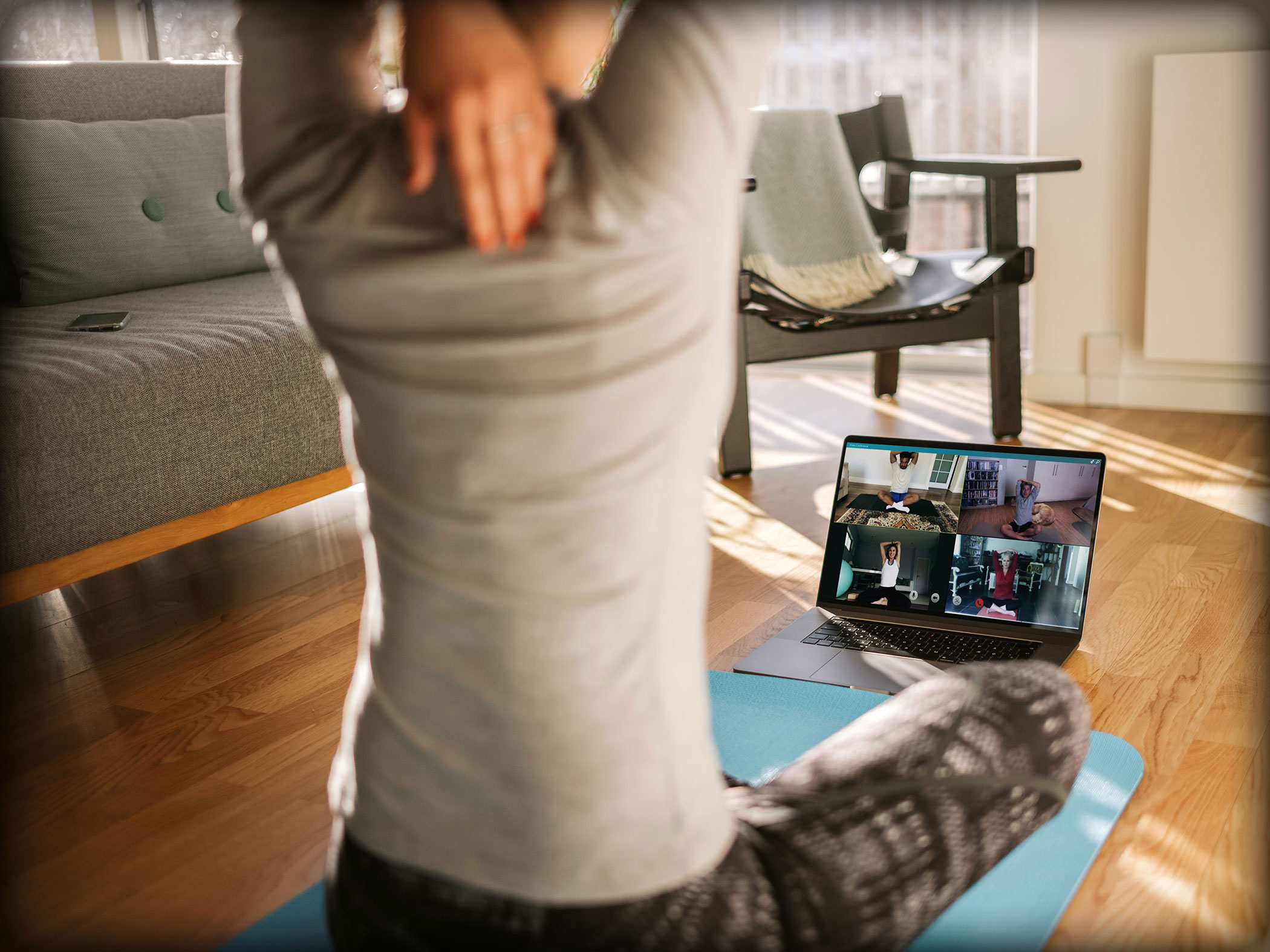 Virtual Yoga Event