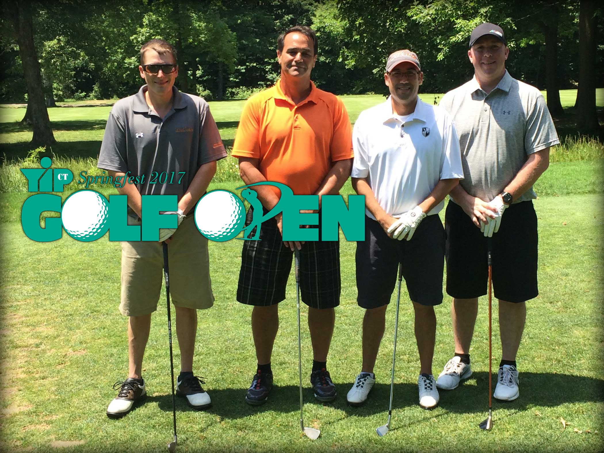 CTYIP Springfest 2017 Golf Open
